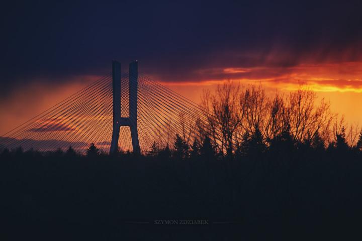 Wrocław - Most Rędziński