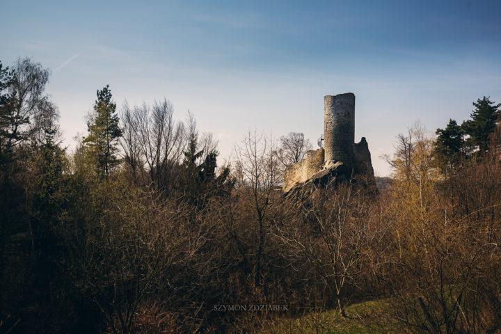 Czeski Raj - Zamek Frydstejn